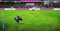 Футбольный вратарь — (флеш игра онлайн)
